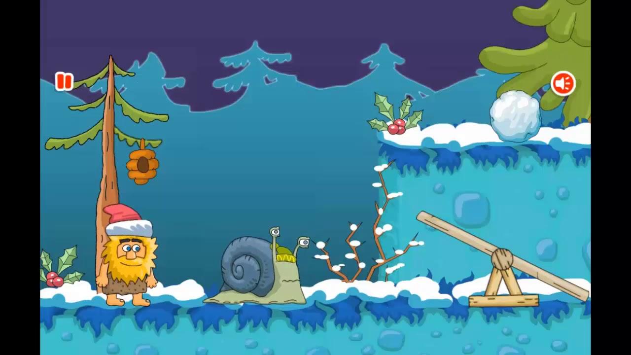 Game Adam và Eva: Noel – Adam and Eve: Snow