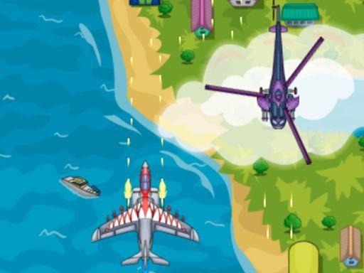 Game Máy bay mini – Air Combat