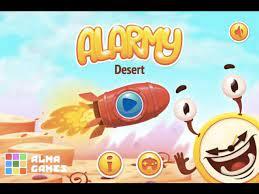 Game Đánh thức quái vật 2 – Alarmy Desert