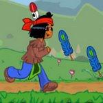 Game Chạy trốn bò rừng – Apachiri Run