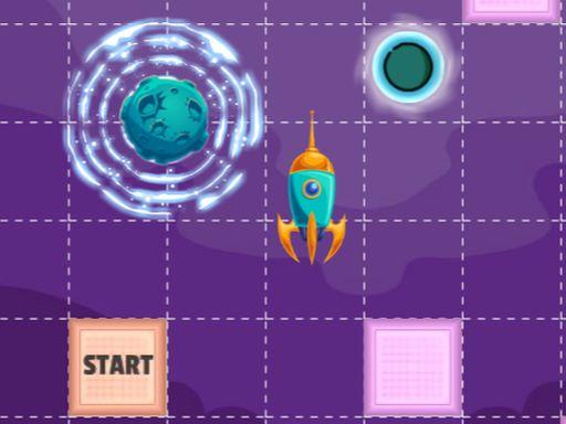 Game Thám hiểm không gian – Astronaut In Maze