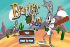 Game Thỏ Bug: Ném lựu đạn – Batter Up