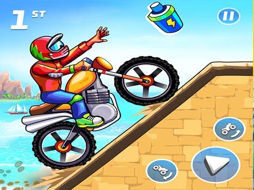 Game Moto vượt địa hình – Bike Racing