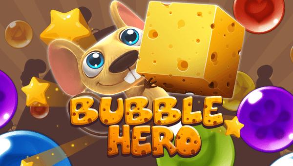Game Bắn bóng cứu bạn – Bubble Hero 3D