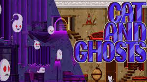 Game Mèo bắt ma – Cat and Ghosts