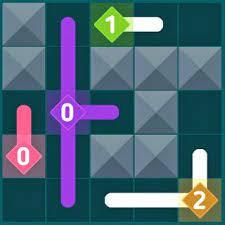 Game Nối điểm siêu khó – Cross Path