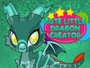 Game Trang Điểm Cho Rồng – Cute Little Dragon Creator
