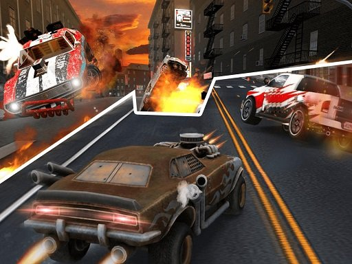 Game Đường đua tử thần – Death Race