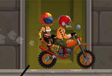 Game Đua moto diệt Zombie – Extreme Moto Team