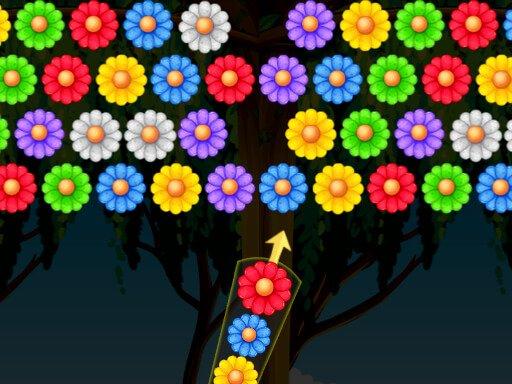 Game Pháo bắn hoa – Flower Shooter