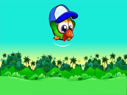Game Gà con phiêu lưu – Green Chick Jump