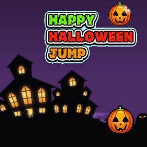 Game Nhảy tránh ma – Halloween Jump