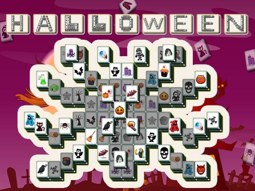 Game Mahjong Halloween – Mahjong Halloween