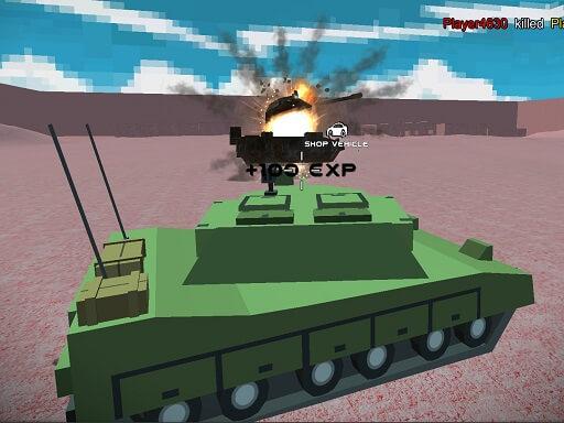 Game Chiến dịch rừng xanh: Không kích – Helicopters vs Tanks