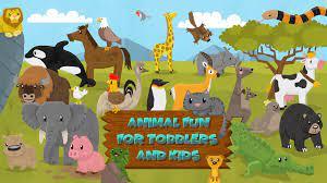 Game Ghép hình muông thú – Kids Animal Fun
