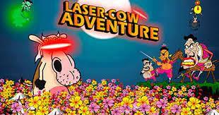 Game Giải cứu bò đực – Laser Cow Adventure