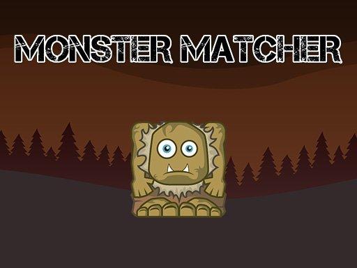 Game Trận đấu quái vật – Monster Match