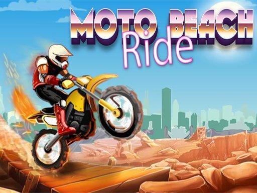 Game Lái Moto vượt địa hình – Moto Beach Ride