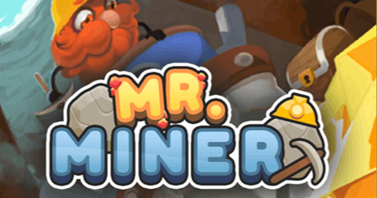 Game Khai thác mỏ 2 – Mr Miner