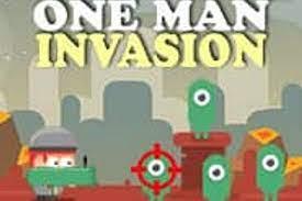 Game Bắn hạ quái vật Alien – One Man Invasion