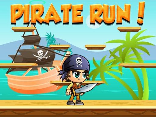 Game Cướp biển chạy – Pirate Run