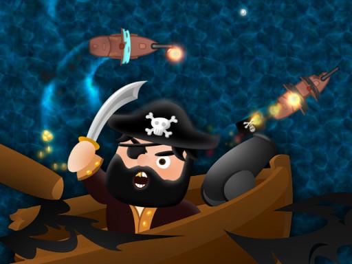 Game Bắn hạ cướp biển 2 – PirateBattle.io