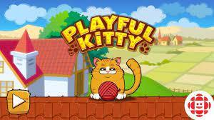 Game Kitty vui đùa – Playful Kitty