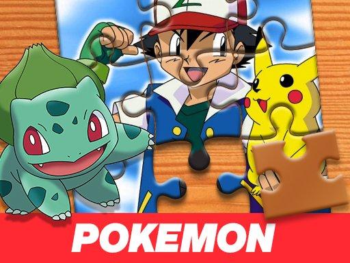 Game Ghép hình Pokemon – Pokemon Jigsaw