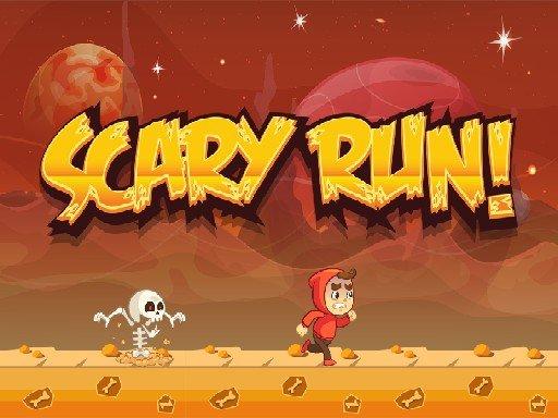 Game Vùng đất quỷ dữ – Scary Run