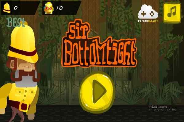 Game Ngài Bottomtight – Sir Bottomtight