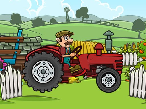 Game Lái Máy Kéo – Tractor Delivery