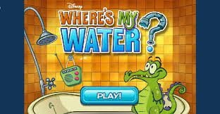 Game Nước của tôi đâu -Where's My Water