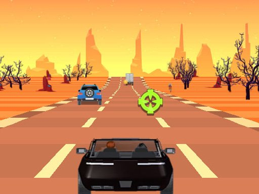 Game Con đường zombie 3 – You Drive I Shoot