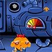 Game Chú khỉ buồn: Phòng máy – Monkey Go Happy Stage 102