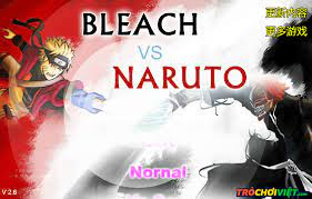 Game Bleach Vs Naruto 2.6