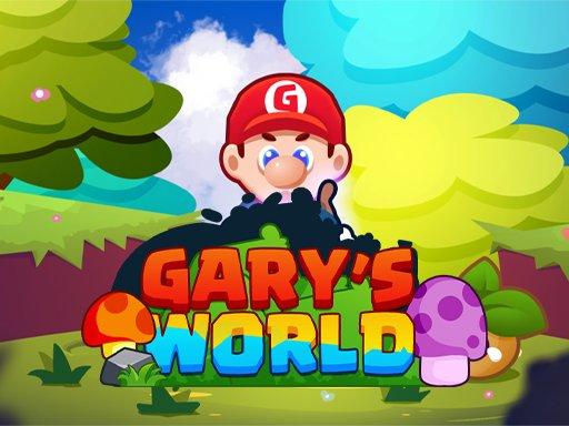 Game Gary Phiêu Lưu