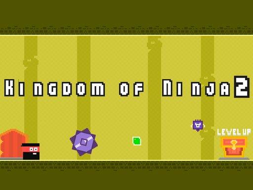 Game Vương Quốc Ninja 2 – Kingdom of Ninja 2