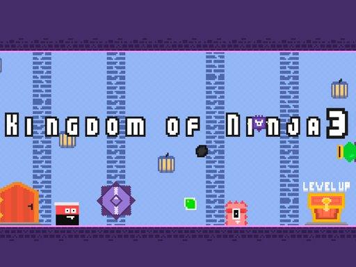 Game Vương Quốc Ninja 3 – Kingdom of Ninja 3