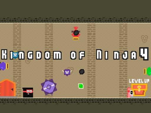 Game Vương Quốc Ninja 4 – Kingdom of Ninja 4