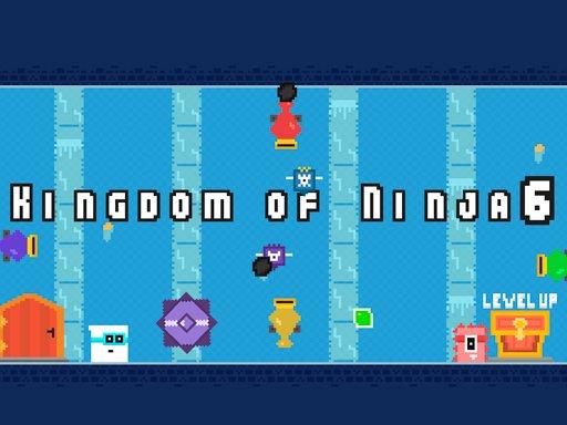 Game Vương Quốc ninja 6 – Kingdom of Ninja 6