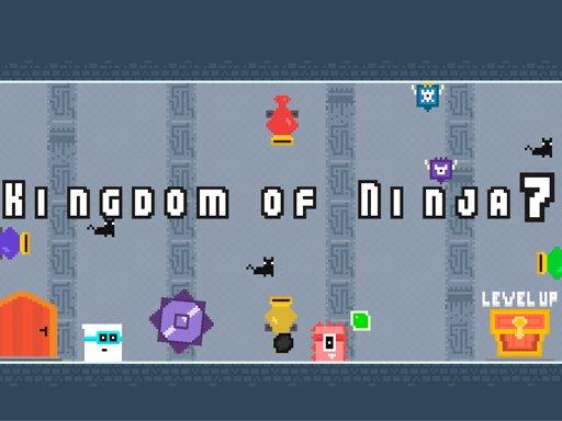 Game Vương Quốc Ninja – Kingdom of Ninja 7
