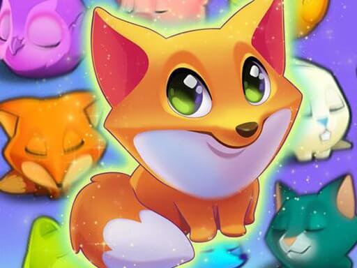 Game Magic Pet Bubble Connect