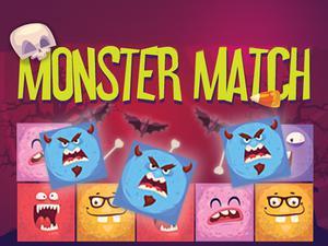 Game Đổi Chỗ Quái Vật – Monster Match