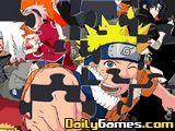 Game Ghép Hình Naruto
