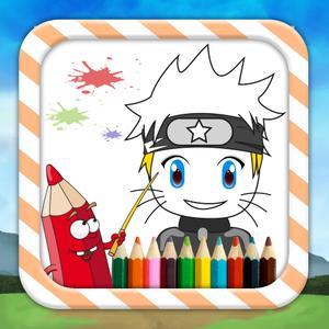Game Tô Màu Naruto Shippuden