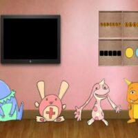 Game Pikachu Trốn Thoát