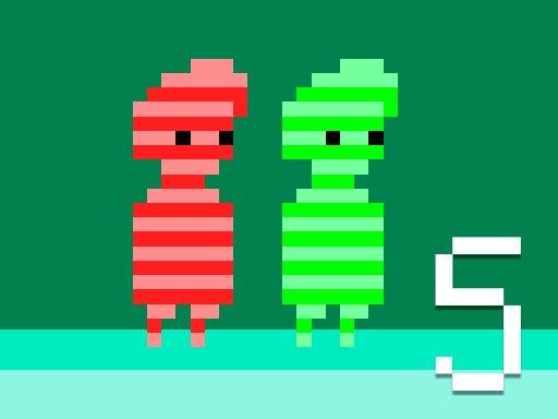 Game Đỏ Và Xanh Lá 5