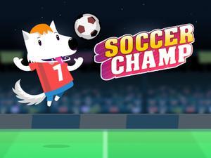 Game Soccer Champ
