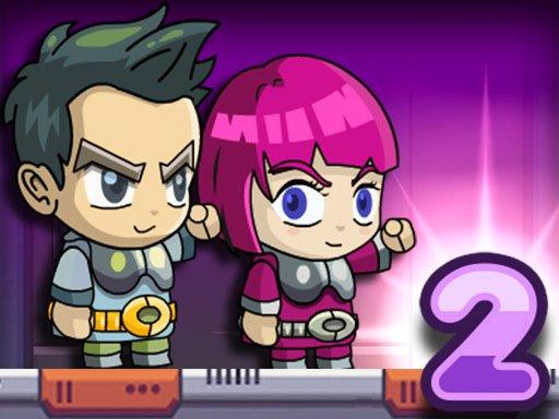 Game Space Prison Escape 2