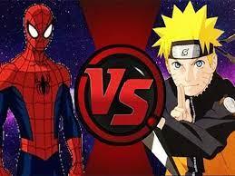 Game Người nhện Vs Naruto